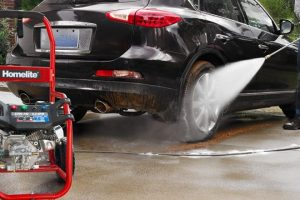 best Petrol Pressure Washer