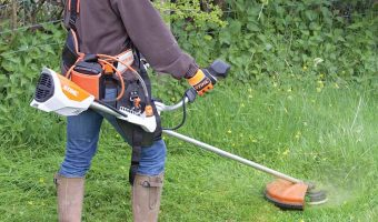 Best Electric Strimmer UK
