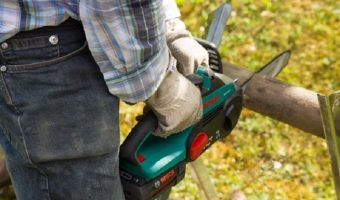 5 Best Cordless Chainsaw UK